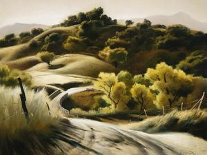 Silver Road by Jr. Emil Kosa