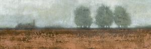 Blue Fog II by Jr^ Norman Wyatt