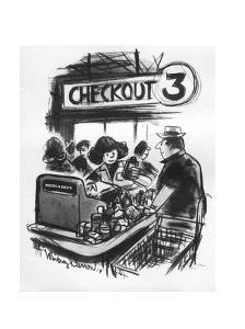 New Yorker Cartoon by Jr. Whitney Darrow