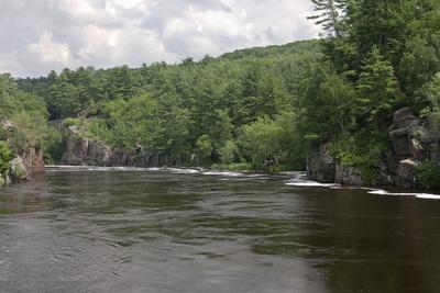 Saint Croix River Dalles at Taylors Falls
