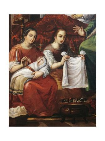 Birth of Mary