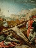 Pentecost-Juan de Flandes-Giclee Print