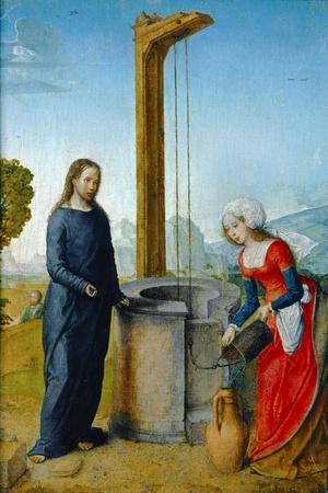 Le Christ et la Samaritaine