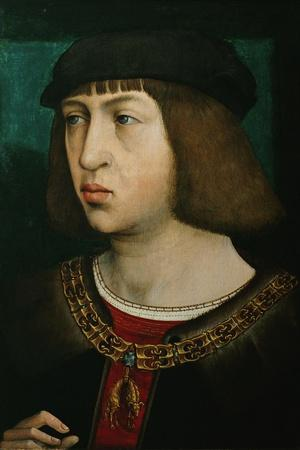 Philipp der Schoene (1478-1506), King of Castile