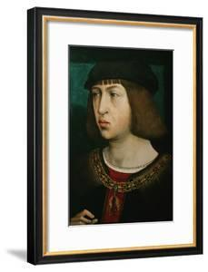 Philipp der Schoene (1478-1506), King of Castile by Juan de Flandes