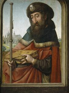 Saint James the Elder as Pilgrim by Juan de Flandes