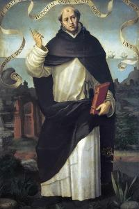 Saint Vincent Ferrer by Juan De juanes