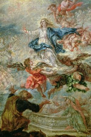 Assumption of the Virgin Mary, 1676