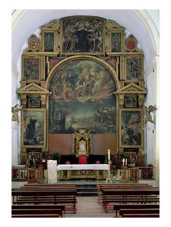 Elijah Altarpiece