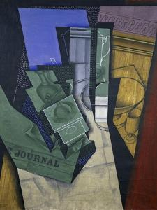 Breakfast, c.1915 by Juan Gris