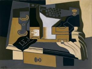 Coffee Grinder, 1920 by Juan Gris