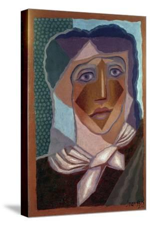 Femme à L'écharpe (Woman with Neck Scarf), 1924