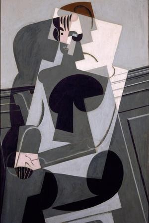 Portrait De Madame Josette Gris, 1916
