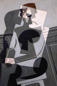 Portrait of Madame Josette Gris by Juan Gris