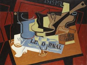 The Casserole, 1919 by Juan Gris