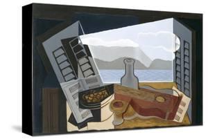 The Open Window, 1921 by Juan Gris
