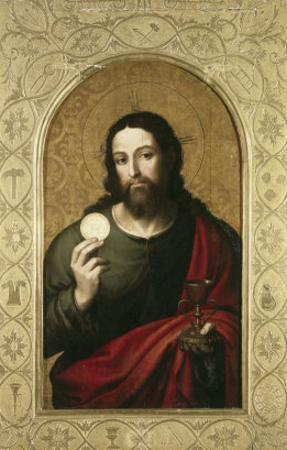 Christ with the Host