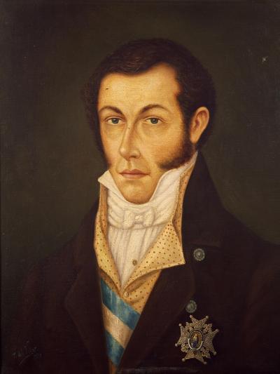 Juan Martin De Pueyrredon--Giclee Print