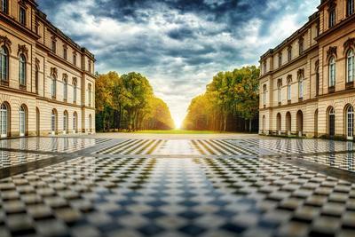 Herrenchiemsee Palace.