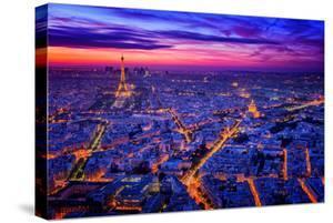 Paris I by Juan Pablo de