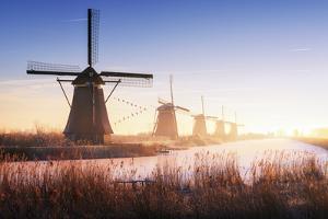 Kinderdijk 4 by Juan Pablo