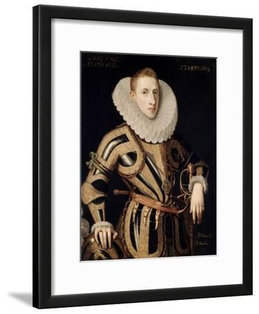 Portrait of Don Diego De Villamayor, 1605