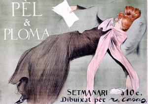 Pel Ploma, Setmanari by Juan Vila Casas