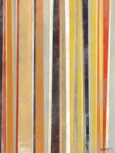 Jubilant Stripes I-Norman Wyatt Jr^-Art Print