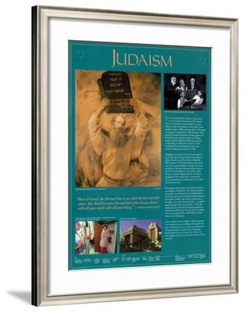 Judaism--Framed Art Print