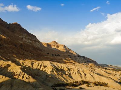 Judean Desert, Israel, Middle East-Michael DeFreitas-Photographic Print