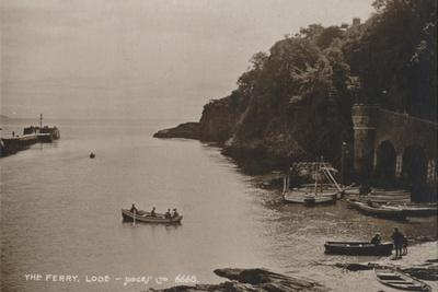 'The Ferry Looe', 1927
