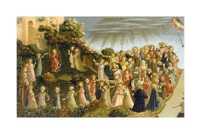 Judgment Day-Fra Angelico Fra Angelico-Giclee Print