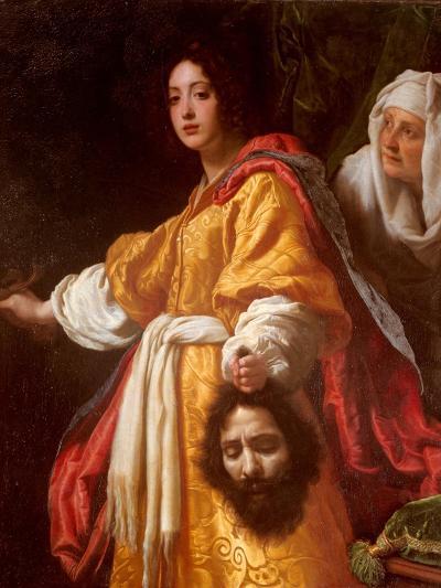 Judith Beheading Holofernes-Cristofano Allori-Art Print