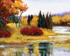 Colorado Fall Dream by Judith D'Agostino