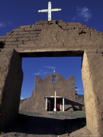 Picuris Pueblo, New Mexico, USA