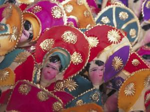 Traditional Day of the Dead Breads, Oaxaca, Mexico by Judith Haden