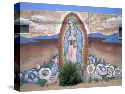 Virgen de Guadelupe, Chimayo, New Mexico, USA
