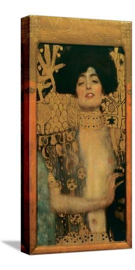 Judith I, c.1901-Gustav Klimt-Stretched Canvas Print