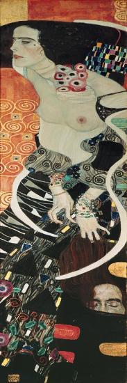 Judith Ii (Salome), 1909-Gustav Klimt-Giclee Print