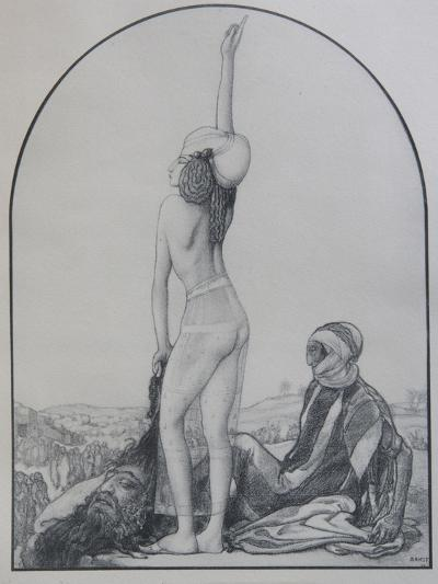 Judith of Bethulia-L?on Bakst-Giclee Print