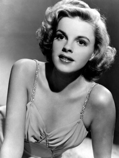 Judy Garland in the Early 1940s--Photo