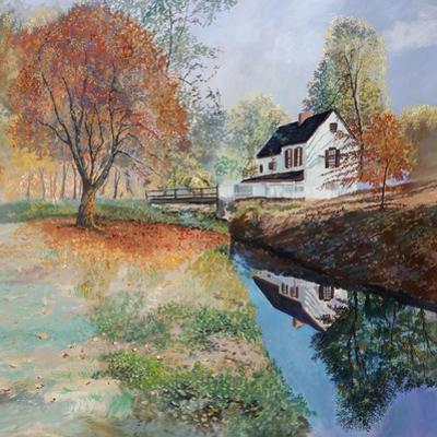Autumn in the Country by Judy Mastrangelo