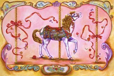 Carousel Horse by Judy Mastrangelo