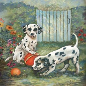 Dalmatians by Judy Mastrangelo