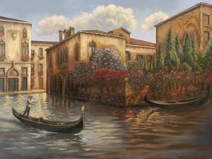 Gondola I by Judy Mastrangelo