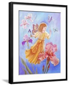 Iris Fairy by Judy Mastrangelo