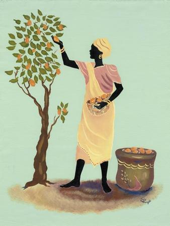 Picking Mangos