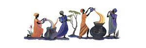 Women Pouring by Judy Mastrangelo