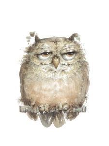 Owl VII by Judy Rossouw