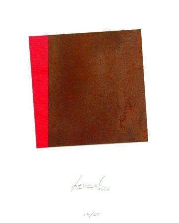 Schraege Rot